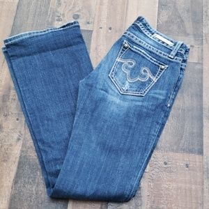 ReRock for Express Jeans Sz 2